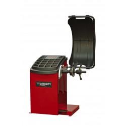 Automatisk däckbalanseringsmaskin