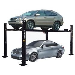 Fyrpelarlyft / Parkering 4000 kg