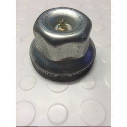 Navkapsel 75 mm gängad med smörjnippel