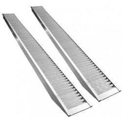 Bilramp aluminium 1400 kg/styck