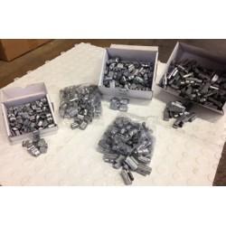 15g - Slagvikter Zink för aluminiumfälg