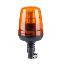 Roterande Led ljus med flexibelt stångmontage