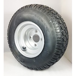 Hjul 18x8.50-8 4 pr 4-håls fälg