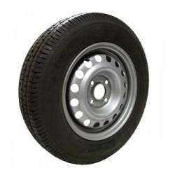 Hjul 155/80R-13 4-håls