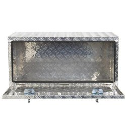 Aluminiumlåda 1220x455x425 mm