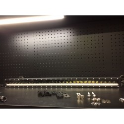 Led bar 150w med positionsljus
