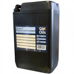 4 Liter Hydraulolja Q8 Handel 46