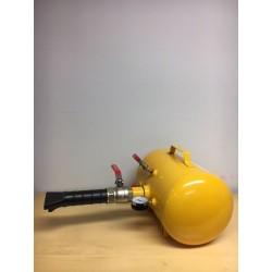 Chockluftare Bazooka 19 liter