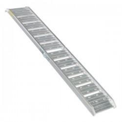 Aluminiumramp ihopvikbar 200 kg