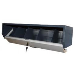 Bultfack att montera under väggskåp V125-11