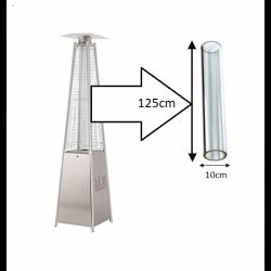 Glasrör till terrassvärmare