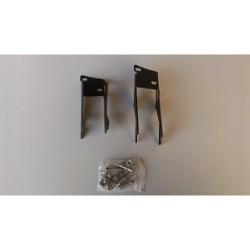 Hållare för dubbla lampor 16w, 18w eller 20w