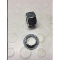 Navmutter M20x1.5 ink limesring