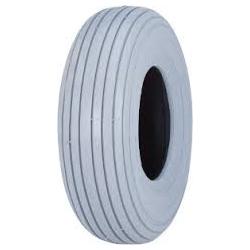 Däck 2.50-3 4 pr grå