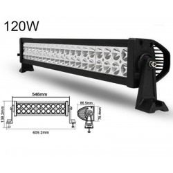 Led Bar 120W Epsitar LED